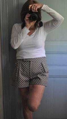 New Look 6873 Shorts