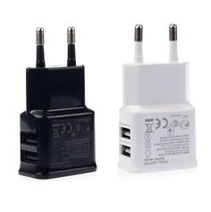 Cheap phone ipod charger, Buy Quality phone jpg directly from China phone charger mobile Suppliers: EU PLug Wall Charger Universal Mobile Phone Travel Charger For Samsung HTC Jiayu Xiaomi LG Dual USB Wall Charger Adapter Galaxy S3, Samsung Galaxy S6, Adaptador Usb, Iphone Charger, Iphone 5s, Apple Iphone, Lg G5, Charger Adapter, Charger Holder