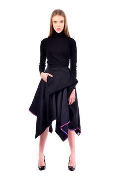 Štýlová sukňa