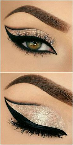Makeup tips for Small Eyes – 11 ways To make them look bigger!  |> More Info: | makeupexclusiv.blogspot.com |
