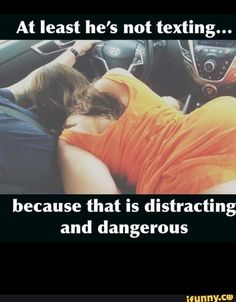 "This ! There's gotta be this lenient implementation of the "" Anti-Distracted Driving Act ( ADDA ). Hahaha...♥♥♥"