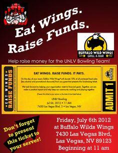 great idea for a fundraising choir event