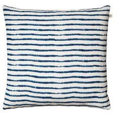Jaipur Stripe tyynynpäällinen, Chhatwal & Jonsson. Tyylikäs ja yksinkertainen tyyny joka takuuvarmas...