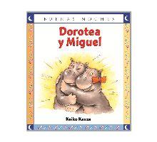 Dorotea y Miguel son amigos, como todos los amigos, juegan juntos, hacen planes juntos y, a veces, se enojan uno con el otro.