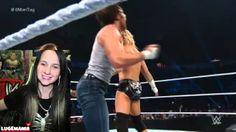 WWE Smackdown 11/15/13 John Cena ARM WRESTLES Alberto Del Rio Live Commentary - YouTube