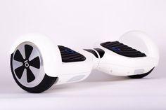IO HAWK - WHITE - Intelligent Optimized Transporter | IO HAWK - Intelligent Personal Mobility Device