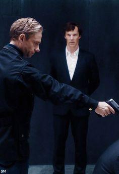 Sherlock alive