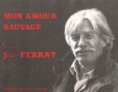 Patrtition Jean FERRAT Mon amour sauvage Jean Ferrat, Partition Piano, Le Zoo, Chant, Jukebox, Einstein, Movies, Movie Posters, Friends