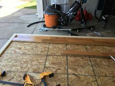 Post with 147 votes and 256886 views. I built a mobile workbench Garage Workbench Plans, Table Saw Workbench, Workbench Designs, Mobile Workbench, Folding Workbench, Woodworking Bench Plans, Woodworking Workbench, Woodworking Projects, Workbench Ideas
