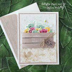 Stampin' Up!, Wood Words stamp set and Bundle, Jar of Love stamp set and Bundle, Happy Birthday Gorgeous
