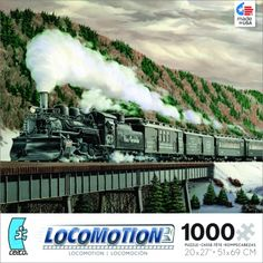 Locomotion  Cool and Collected