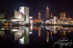 Reflections on the Harbor | Flickr - Photo Sharing! Cleveland, Ohio