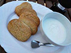 Biscotti all'anice con grano Kamut