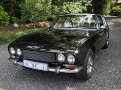 1974 Jensen Interceptor 3 for sale - Hemmings Motor News Jensen Interceptor, Auto Parts Store, Gt Cars, Air Conditioning System, Mopar, Cool Cars, Antique Cars, Classic Cars, Wheels