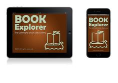 Book Explorer is a mobile app for iPhone developed to assist with searching and tracking books the user has read or wants to read.