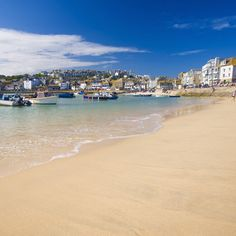Forget the Mediterranean, Cornwall has some of the best voted beaches in Europe. Find out more: redonline.co.uk