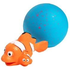 Growing Clown Fish pet - Put them in water, watch them hatch from an egg and grow over 7 days.