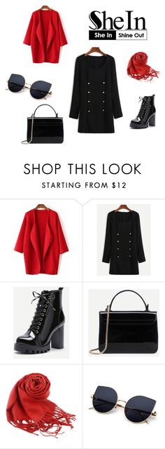 """""""shein 2"""" by seldy-enes ❤ liked on Polyvore"""