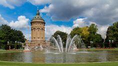 Am Wasserturm - Mannheim