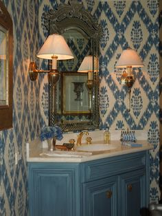 The French Tangerine: ~ blue and white obsession