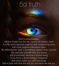 God is Consciousness 🌞 Spiritual Enlightenment, Spiritual Wisdom, Spiritual Awakening, Spiritual Metaphysics, Manifestation Meditation, Spiritual Warrior, Spiritual Meaning, Spiritual Healer, Karma