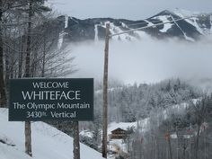 Lake Placid, NY...Climbed White Face with my daughter for her 6th grade graduation trip!!