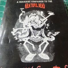 Grateful Dead Vintage Book by KreatingKismet on Etsy
