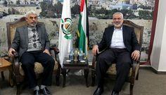 """هنية يتعهد بالتصدي لأي """"صفقة مشبوهة تنتقص من حقنا التاريخي في فلسطين"""