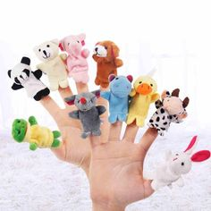 Your baby will surely enjoy this Finger Puppet! Available in different animal designs! Get it here   https://petitelapetite.com/products/finger-puppet