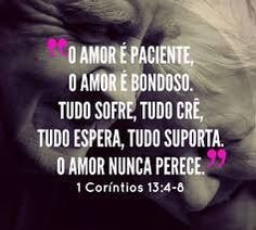 O amor de DEUS: #o amor real.