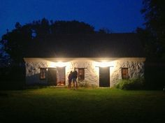 Our summer cottage when in Gotland.