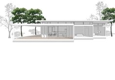 W-end home concept Modular Homes, Sheds, My Dream, Garage Doors, Houses, Concept, Architecture, Outdoor Decor, Home Decor