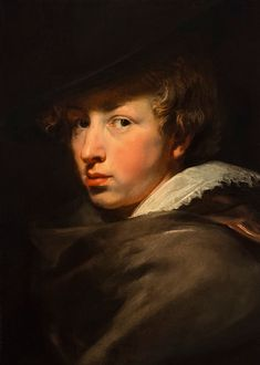 Inside the Artist's Studio, Ruben's House & the Art of Antwerp Classic Portraits, Best Portraits, Classic Paintings, Anthony Van Dyck, Sir Anthony, Baroque Painting, Baroque Art, Dog Of Flanders, Rubens Paintings