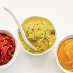 """Quick Mustard Piccalilli 