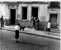 Rue du Transvaal, Paris 1953 - Robert Doisneau
