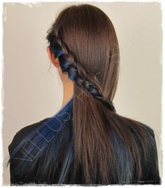 Manic Panic Hair Dye Manic Panic Hair Dye, Vellus Hair, Hair Studio, Hair Goals, Dyed Hair, Hair Styles, Beauty, Fashion, Hair Plait Styles
