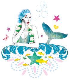 pretty Pisces Zodiac Art, Zodiac Signs, Art Zodiaque, All About Pisces, Astrology Pisces, Illustrations, Character Art, Symbols, Pisces
