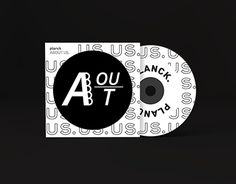 """Check out new work on my @Behance portfolio: """"CD cover: """"ABOUT US."""""""" http://be.net/gallery/55449407/CD-cover-ABOUT-US"""