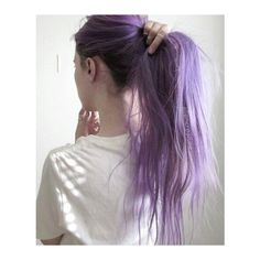 Search Results ❤ liked on Polyvore featuring beauty products, haircare, hair styling tools, hair, hairstyles, purple hair and pictures