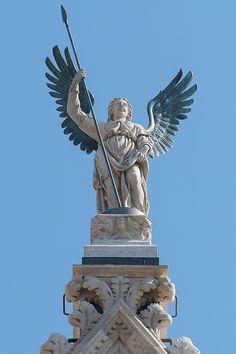 La difesa armata del Duomo di Siena. Foto di MoJo0103 su http://www.flickr.com/photos/47909934@N07/7878582752