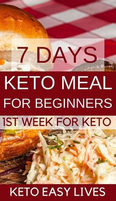 7 Days keto meal plan for keto beginners. Do not struggle to get into ketosis in. 7 Days keto meal plan for keto beginners. Do not struggle to get into ketosis instead use the right kind of keto foods for of keto diet diet for beginners Easy Ketogenic Meal Plan, Ketogenic Diet For Beginners, Keto Diet For Beginners, Recipes For Beginners, Ketogenic Recipes, Diet Recipes, Keto Foods, Healthy Recipes, Cheap Recipes