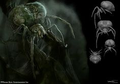 Here are some more amazing concept art by artist Andrew Baker for 'The Hobbit: The Desolation of Smaug. Description from wegeekgirls.com. I searched for this on bing.com/images