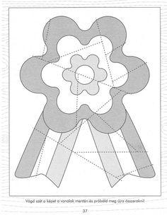 puzzle Techno, Smurfs, Coloring Pages, Stencils, Symbols, Letters, 1 Decembrie, Puzzle, Templates