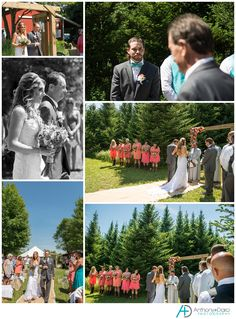 Michigan rustic nature wedding on the blog!   Michigan wedding photographer