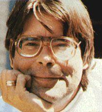 Novelist, Steven King was born September 21. 1947.