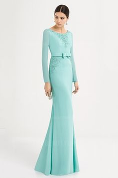 Sheath/Column Jewel Floor-length Satin Mother of the Bride Dress