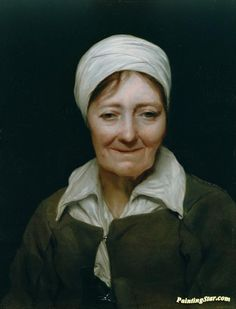 Head of a woman Artwork by Michael Sweerts Hand-painted and Art Prints on canvas for sale,you can custom the size and frame