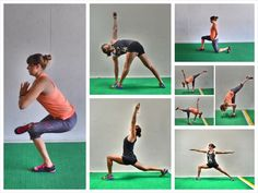 Try these 15 Leg Isometric Exercises to build hip mobility as well as flexibility, stability and strength in your legs!