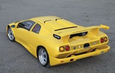 The Lamborghini Diablo Jota Had The Most Perfect Admission Of Defeat On Any Supercar