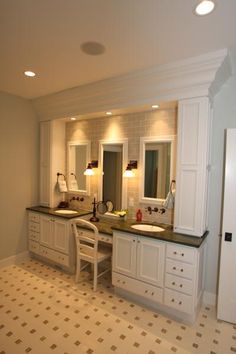 With over 25 years of experience, Pioneer Cabinetry is the signature or quality and craftsmanship. Web Design Packages, Master Bath Remodel, Bathroom Cabinets, Best Web, Double Vanity, How To Plan, Furniture, House Ideas, Home Decor